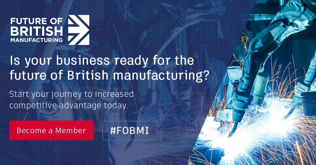 FOBMI Future of British Manufacturing Initiative
