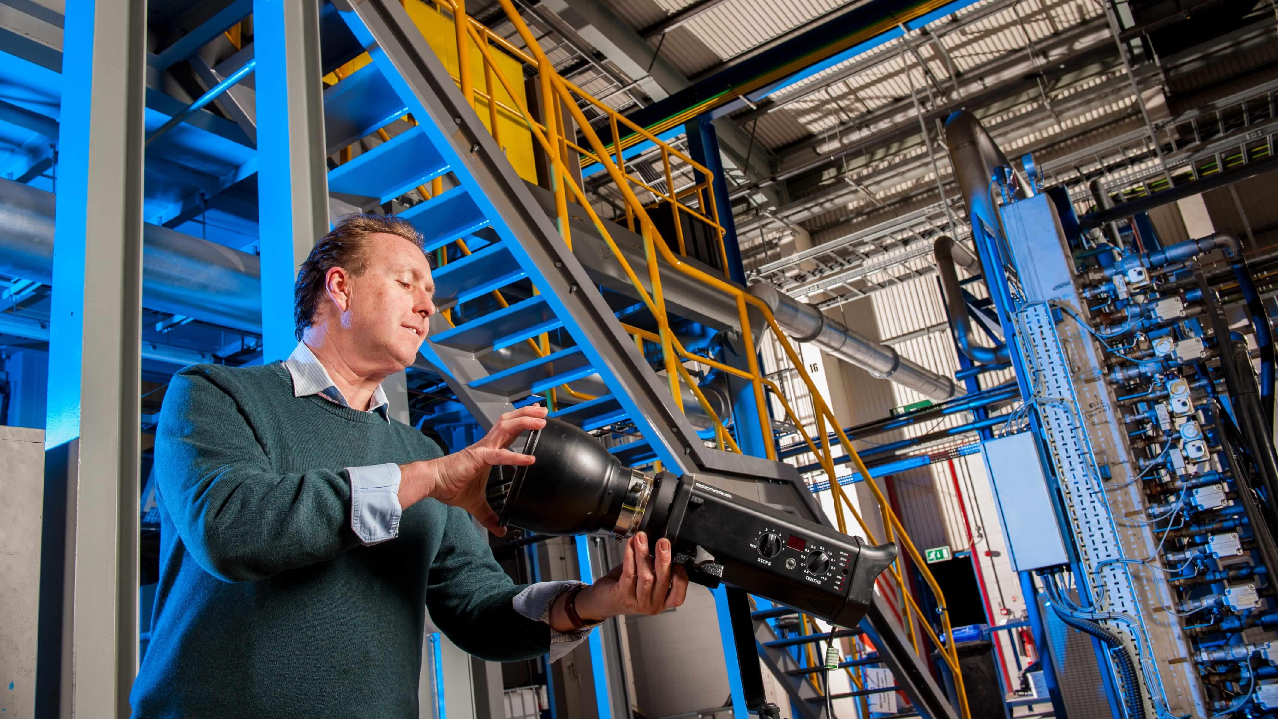 Adrian Waine Provides Maximum Exposure for Manufacturers
