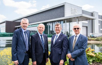 The Manufacturing Technology Centre (MTC) strategic partnership with Irish Manufacturing Research (IMR)