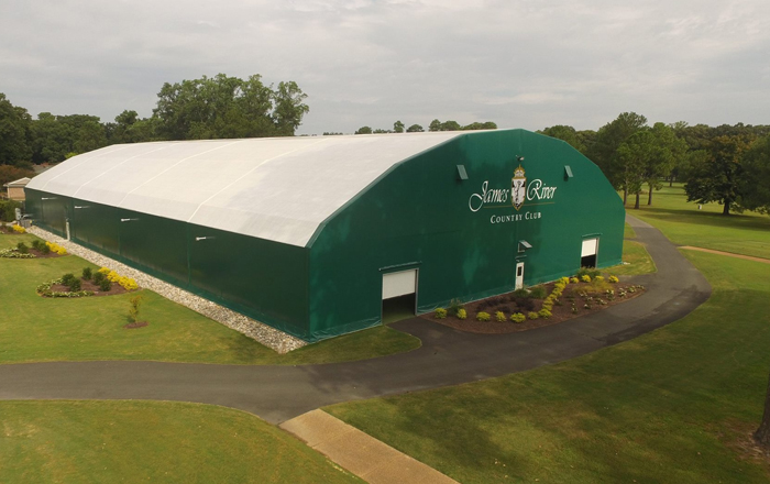 Lawn Tennis Association Backs Fabric Structures Amid £125m Funding