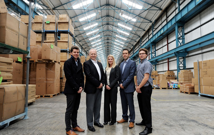 Plastic Free Demand Drives Growth For Charles Bentley