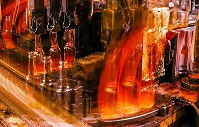 UK manufacturing of bottles